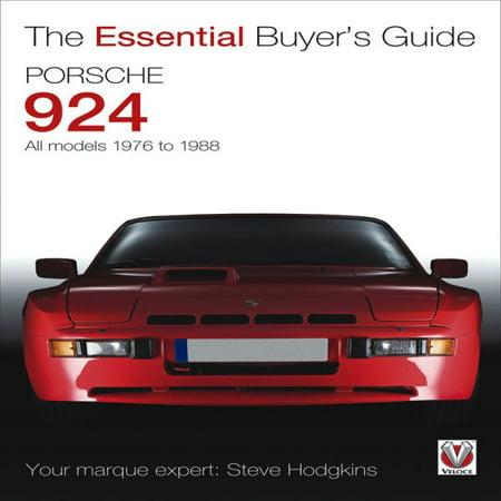 Porsche 924 : All Models 1976 to 1988