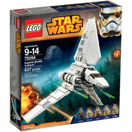 Lego Star Wars Imperial Shuttle Tydirium Walmart