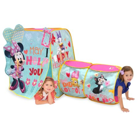 Playhut disney minnie mouse explore 4 fun play tent