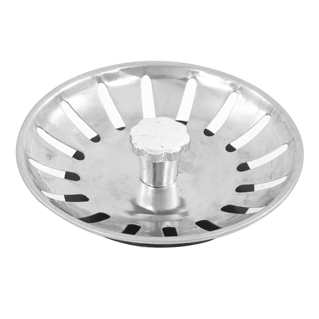 kitchen sink plug washers kitchen metal 3 3 quot dia sink strainer drainer waste stopper 5899