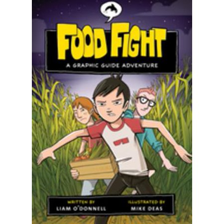 Graphics Food - Food Fight: A Graphic Guide Adventure - eBook
