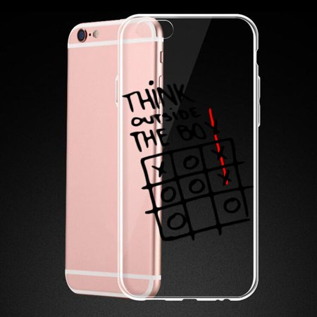 Color Printing Cell Phone Case TPU Mobile Phone Cover For iPhone Series - image 2 of 9
