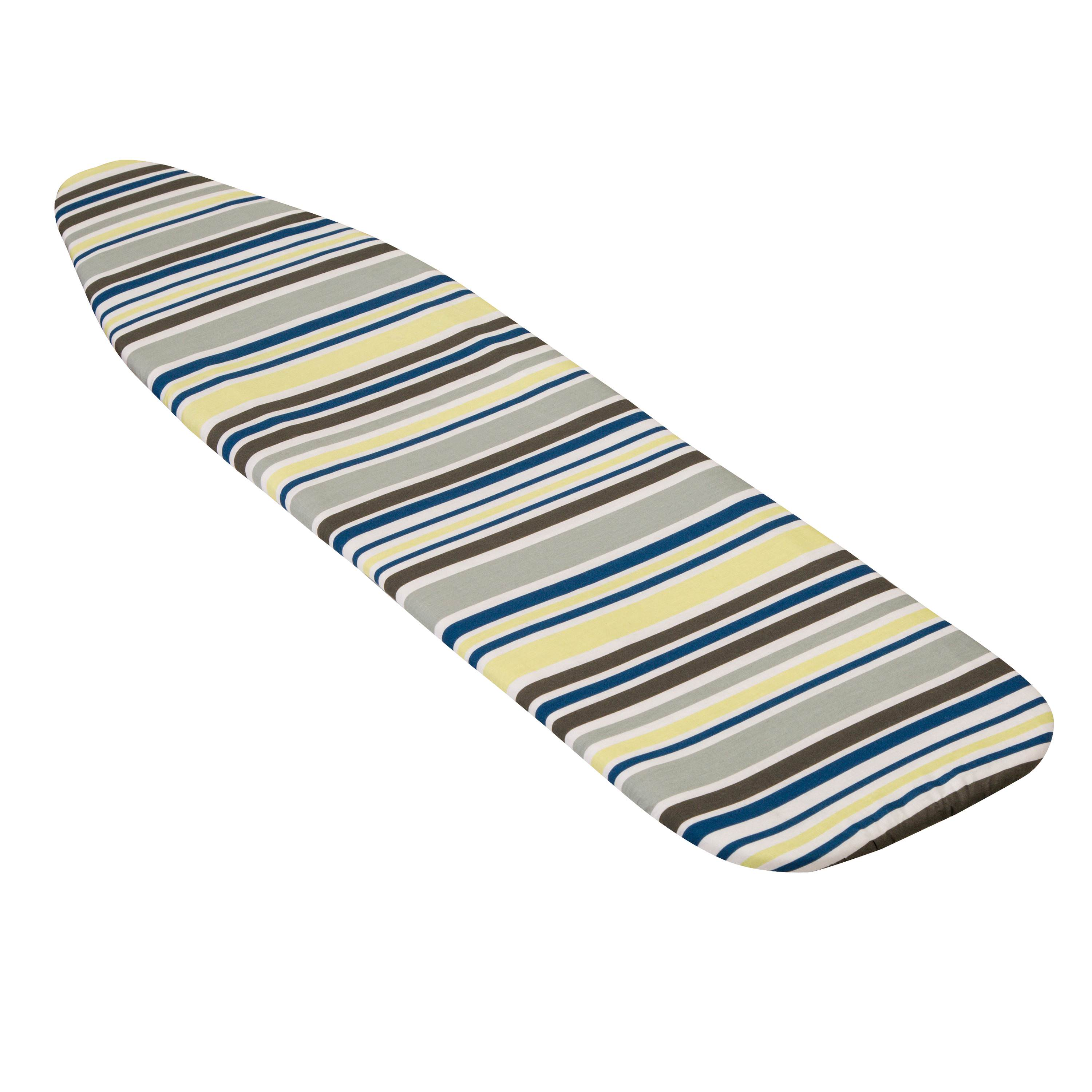 Honey-Can-Do Basic Ironing Board Cover: Stripes