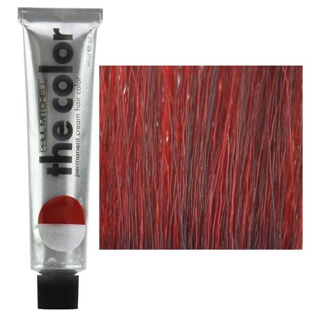 Paul Mitchell Hair Color The Color - Color : 5RV - Light Red Violet Brown