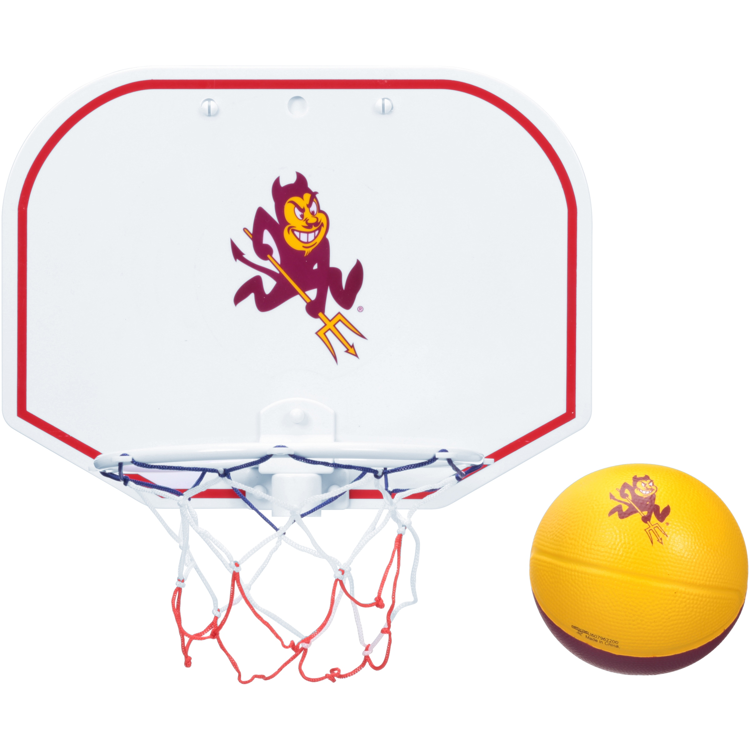 Play Monster™ Arizona State® Hoop Set 4 pc Pack