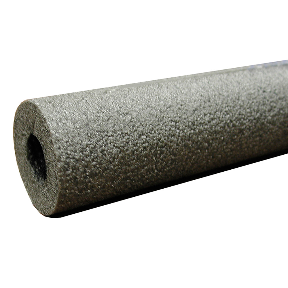 "1-5/8"" ID (1-1/2"" CTS 1-1/4"" IPS) Black Self-Sealing Pipe Insulation, 1/2"" Wall"