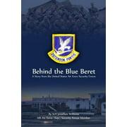 Behind the Blue Beret - eBook