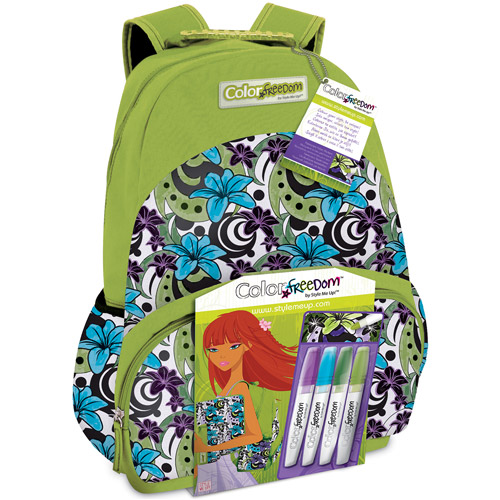 Style Me Up Color Freedom Backpack