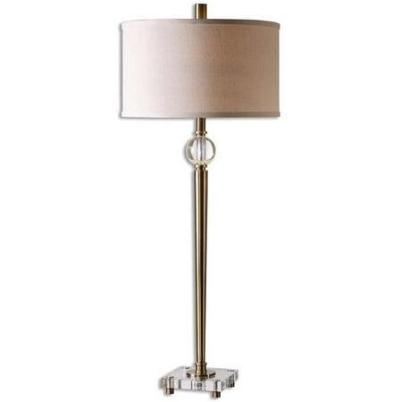 Uttermost Mesita Brass Buffet Lamp - image 1 de 2