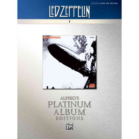 Led Zeppelin - I: Authentic Bass Tab