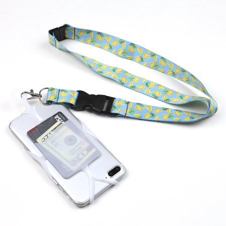Halloween Horror Nights 25 Lanyard (Gear Beast Cell Phone Lanyard Neck Strap with Snap Buckle Release & Safety)