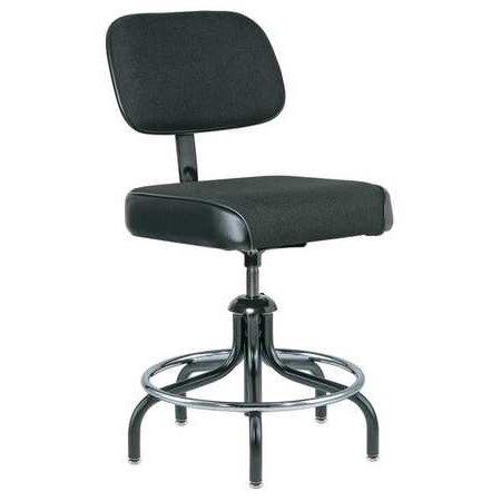 Bevco Task Chair 19   To 24  H  Black  2200 5 Black