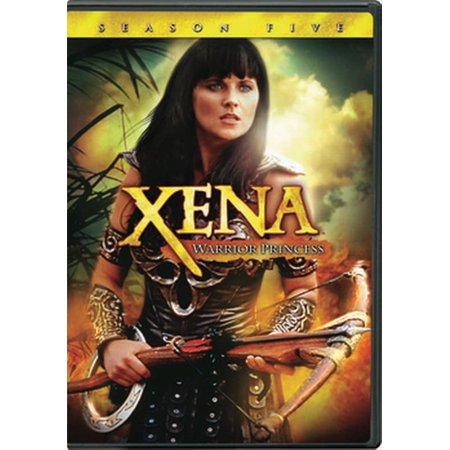 Xena Warrior Princess: Season Five (DVD)