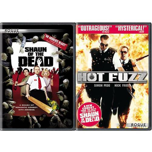 Shaun Of The Dead / Hot Fuzz (Walmart Exclusive) (Anamorphic Widescreen)