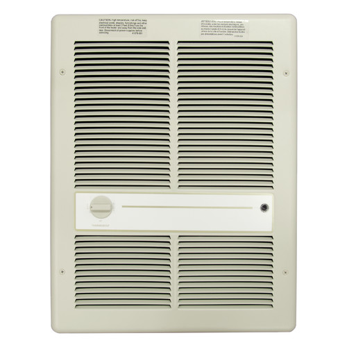 TPI 4,800 Watt Wall Insert Electric Fan Heater