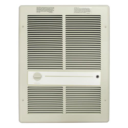 TPI 4,000 Watt Wall Insert Electric Fan Heater with Summe...