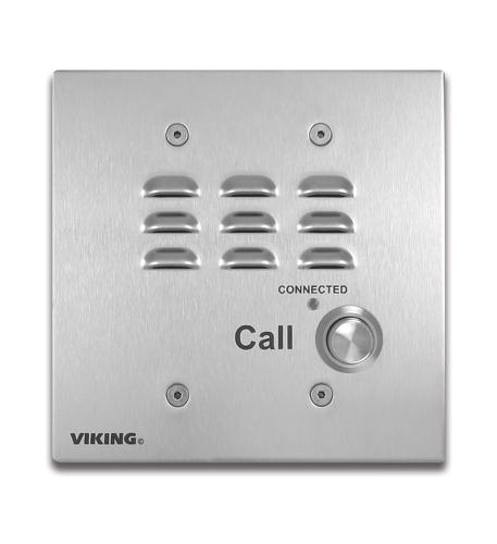 Viking E-32-IP Voip Entry Phone Mounts
