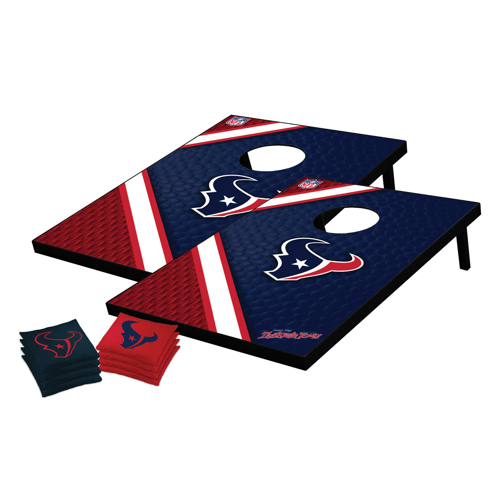 Wild Sports Tailgate NFL Toss Bean Bag Game Set