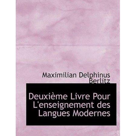Deuxi Me Livre Pour L'Enseignement Des Langues Modernes - image 1 of 1