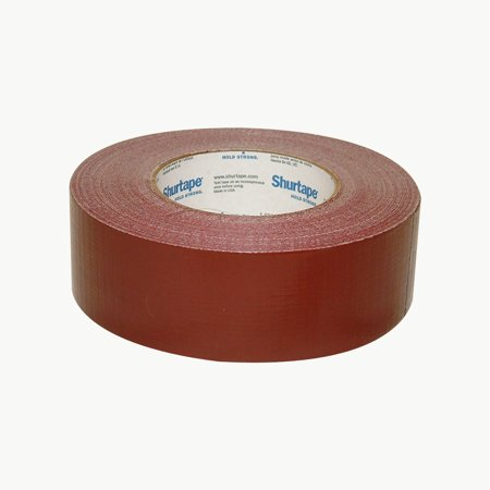 Shurtape PC-618 Industrial Grade Duct Tape: 2 in. x 60 yds. (Burgundy)