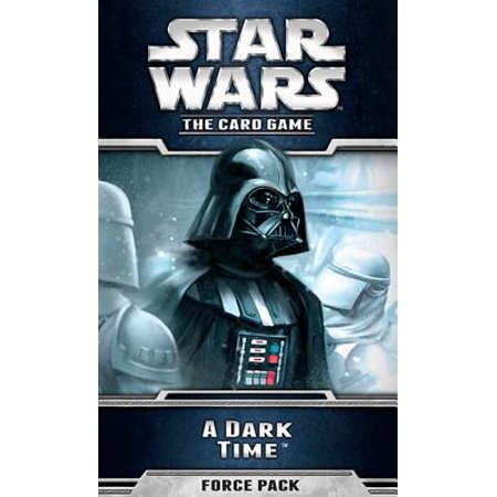 A Dark Time Force Pack Star Wars The Card Game LCG Fantasy Flight - Fantasy Art Card