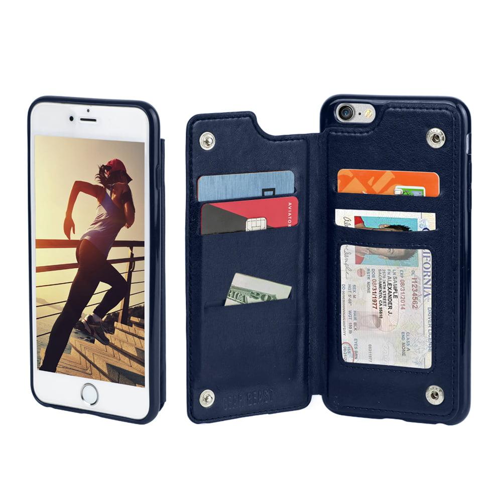 apple iphone 7 wallet phone case