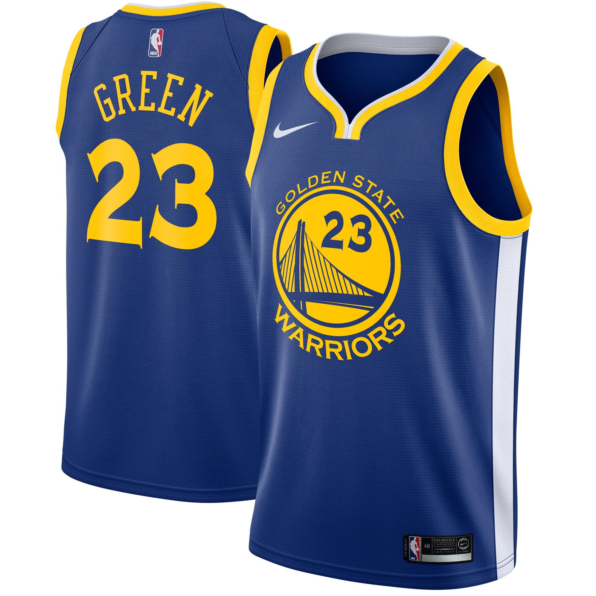 Draymond Green Golden State Warriors Nike Swingman Jersey Blue - Icon Edition