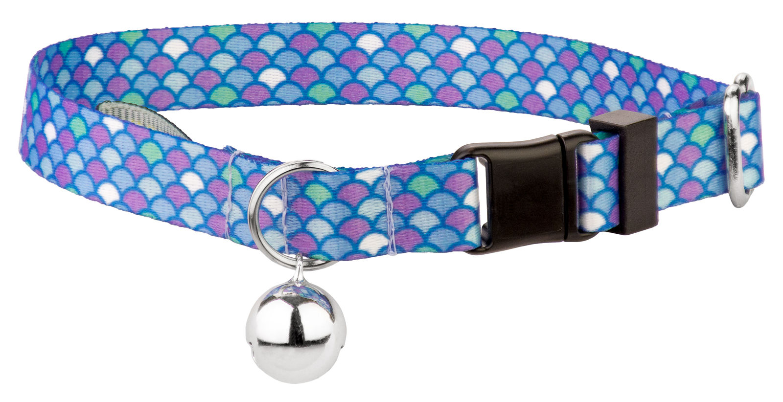 Country Brook Petz | Mermaid Scales Cat Collar by Country Brook Petz