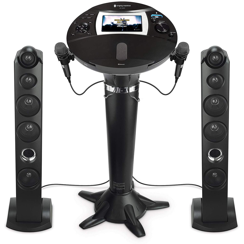 The Singing Machine Digital Pedestal Karaoke ISM1060BT