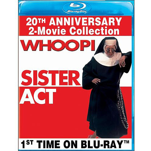 Sister Act (20th Anniversary Edition) / Sister Act 2: Back In The Habit (Blu-ray + DVD))