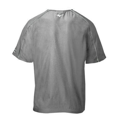 3dec4cce444 Mizuno Youth Baseball Apparel - Youth Comp Short Sleeve Pullover - 350600 -  Walmart.com