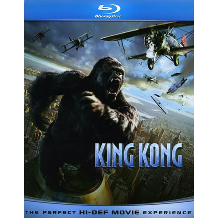 King Kong (Blu-ray) (Peter Jackson King Kong)
