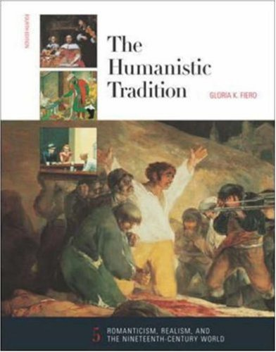 the humanistic tradition book 1 6th edition