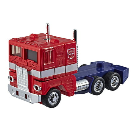 - Transformers: Vintage G1 Optimus Prime Collectible Figure