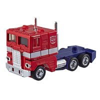 Transformers: Vintage G1 Optimus Prime Collectible Figure