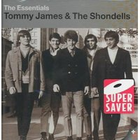 Tommy James & The Shondells - The Essentials: Tommy James & The Shondells (CD)