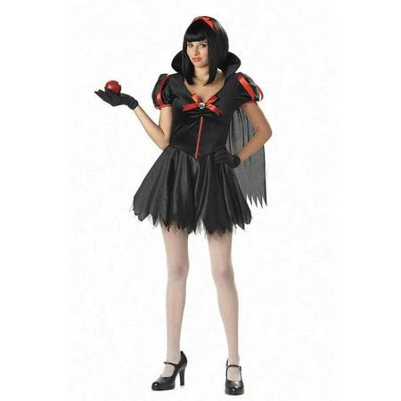 Petites Sorcieres Halloween (Adult Petite Snow Fright Costume California Costumes)