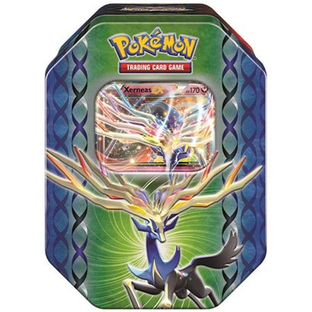 Pokemon Black & White Spring 2014 Legends of Kalos Xerneas Collector