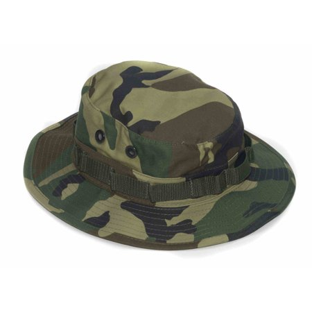 Groundskeeper Carl Spackler Bucket Hat Camouflage Caddyshack Bill Murray Camo](Camo Bucket Hats)