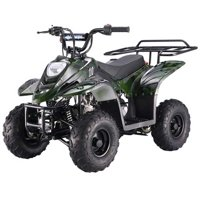 Youth ATV by  Army Camo Assembled 400XR Kids ATV