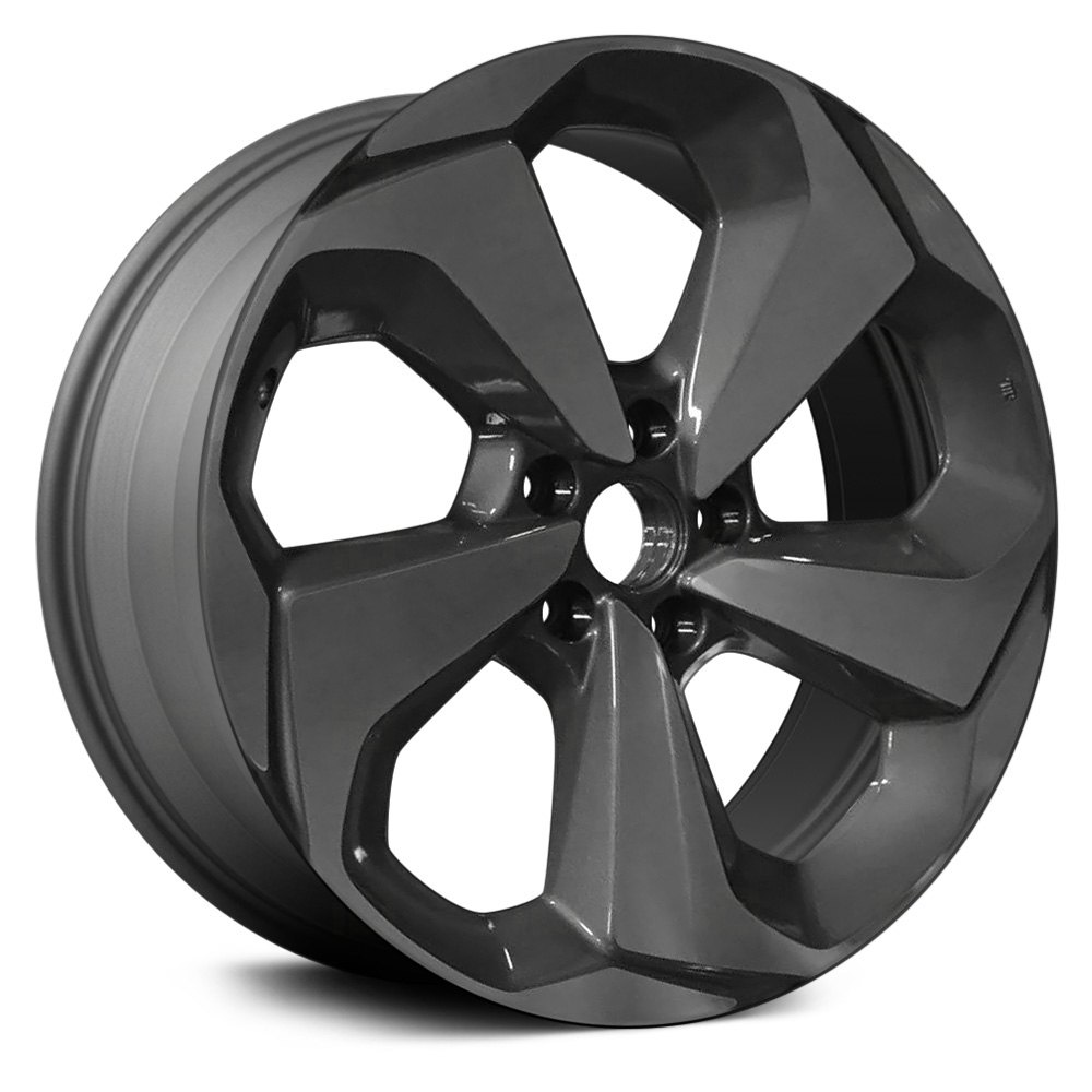 Partsynergy Replacement For New Replica Aluminum Alloy Wheel Rim 19 Inch Fits 2018 Honda Accord 5 Lug 114.3mm 5 Spokes