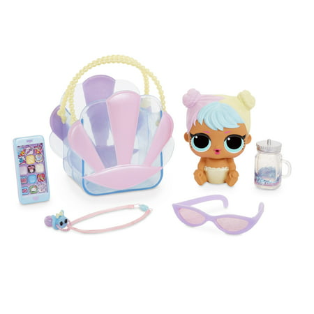 L.O.L. Surprise Ooh La La Baby Surprise Lil Bon Bon with Purse & Makeup Surprises