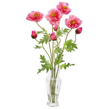 Nearly Natural 26? Poppy Artificial