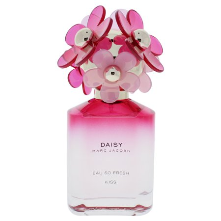 Marc Jacobs Daisy Eau So Fresh Kiss Eau De Toilette Spray (Limited Edition) 2.5