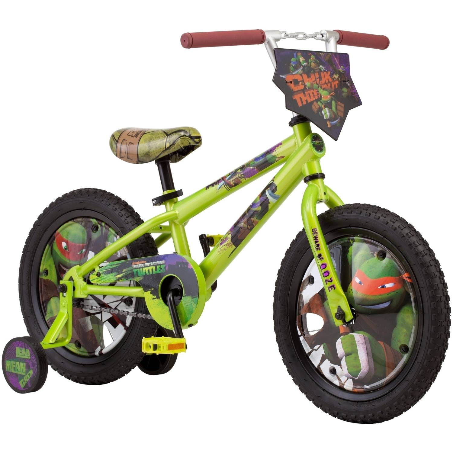 "16"" TMNT Boys' Bike by Pacific Cycle"