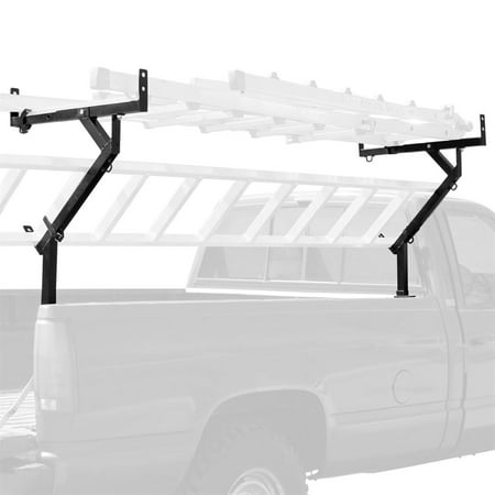 Truck Pipe Rack >> Pickup Truck Bed Ladder Pipe Lumber Material Rack Walmart Com