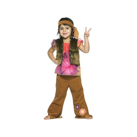Toddler Hippie Girl Costume](Girl Hippies)