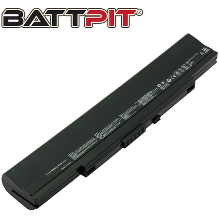 BattPit: Laptop Battery Replacement for Asus U33Jc-RX068V, A31-U53, A32-U53, A41-U53, A42-U53 (10.8V 4400mAh (Asus A32 F82 11-1 V 4400mah 46wh)
