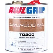 Awlgrip T0200Q  T0200Q; Awlwood Ma Brush Cleaner
