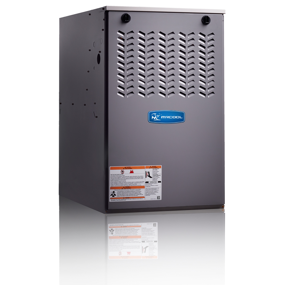 80% AFUE 3.5 Ton 90,000 BTU Multi-Position Multi-Speed Gas Furnace